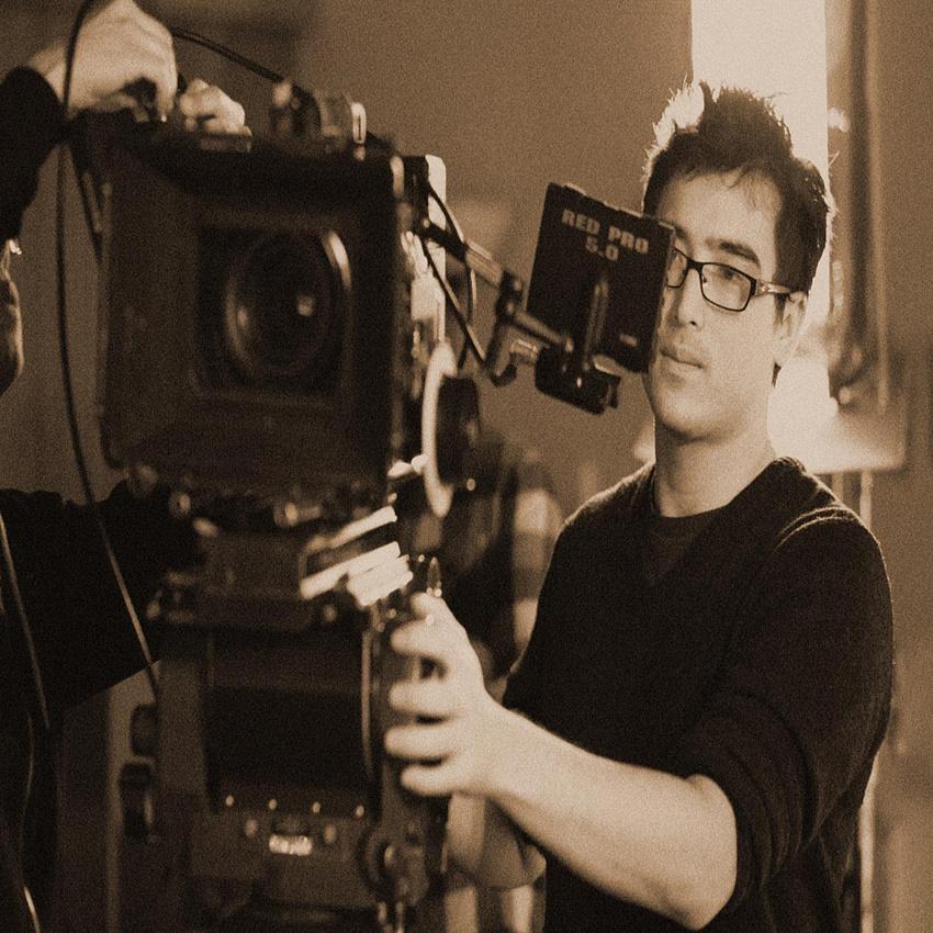STIRLING BANCROFT (AWARD WINNING CINEMATOGRAPHER)
