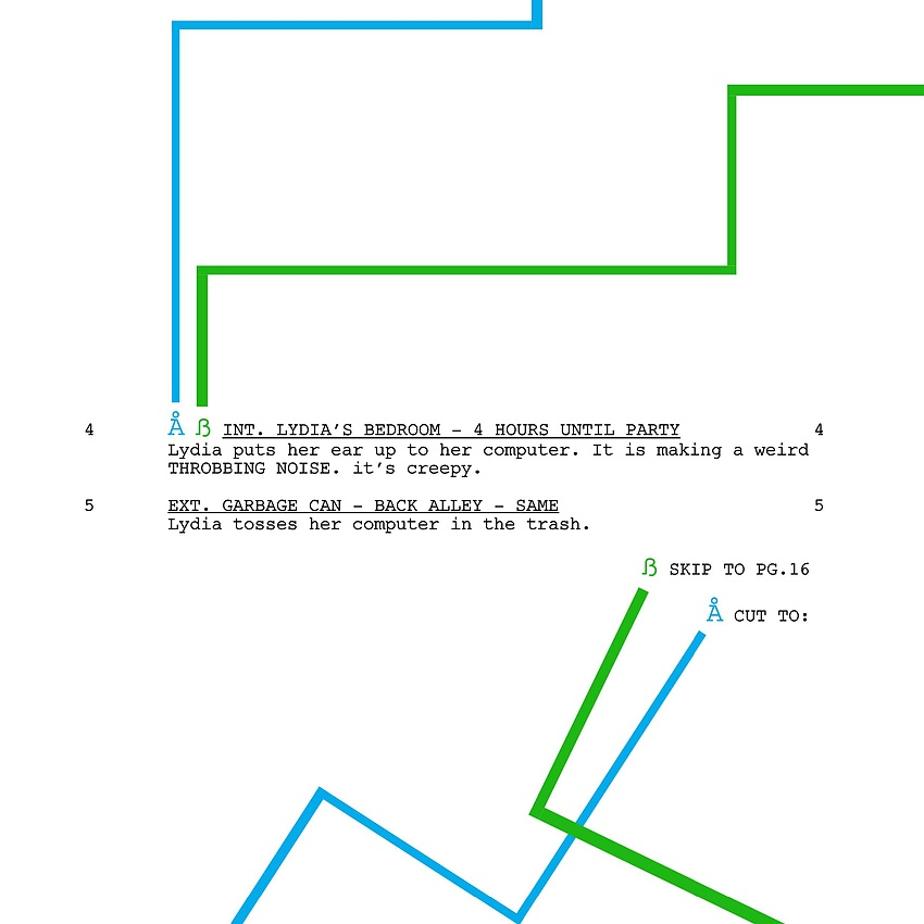 Script Selects #2