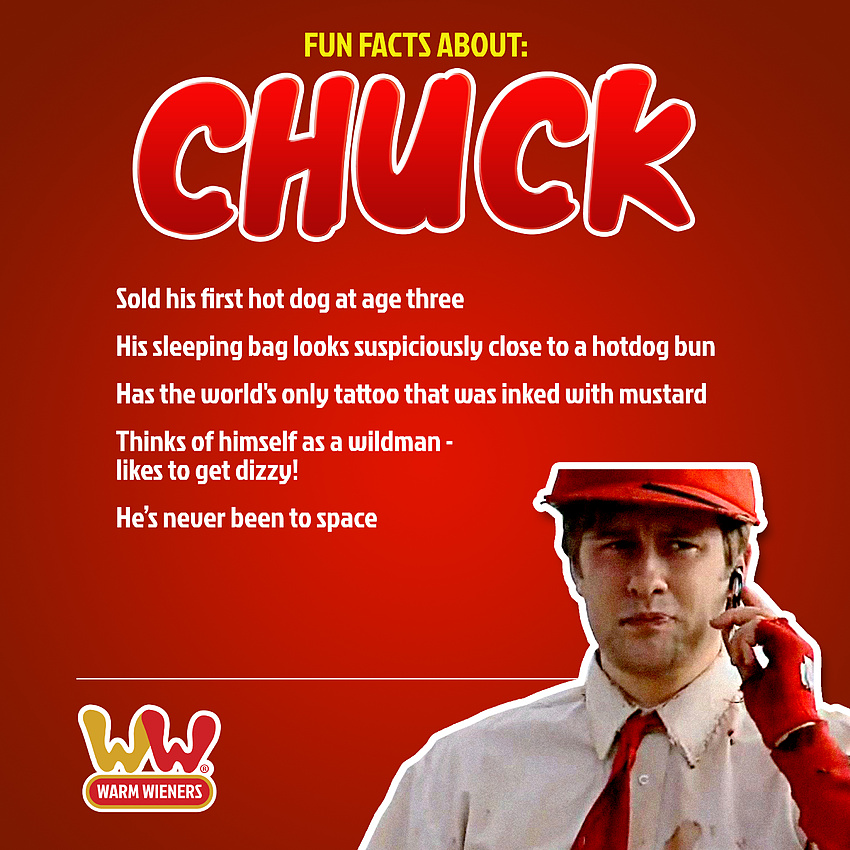 Fun Facts About Chuck