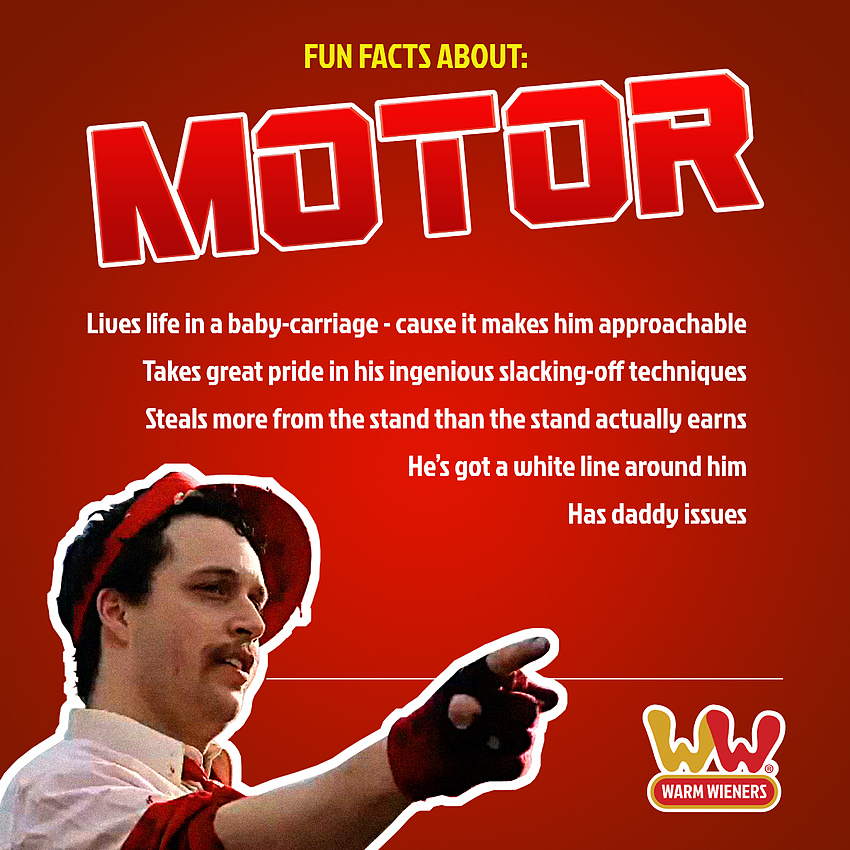 Fun Facts About Motor
