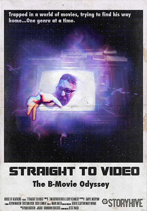 Straight to Video: The B-movie Odyssey Box Art image