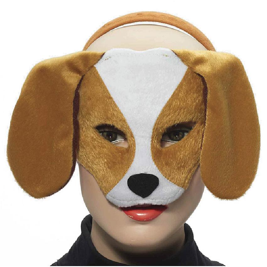 The animal masks