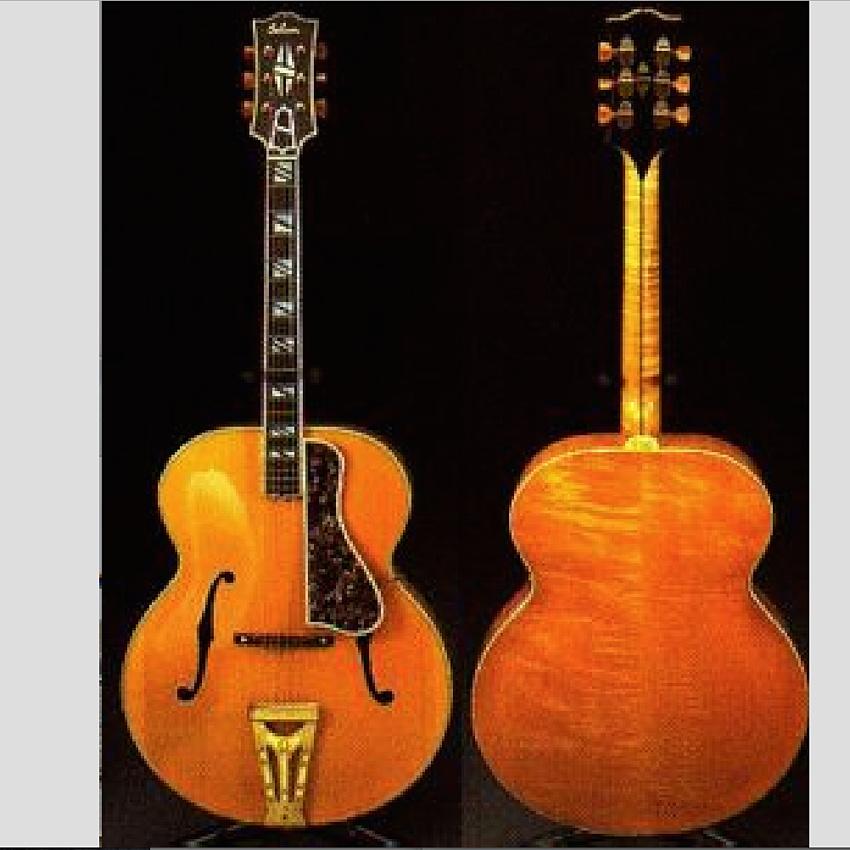 Petunia's guitar