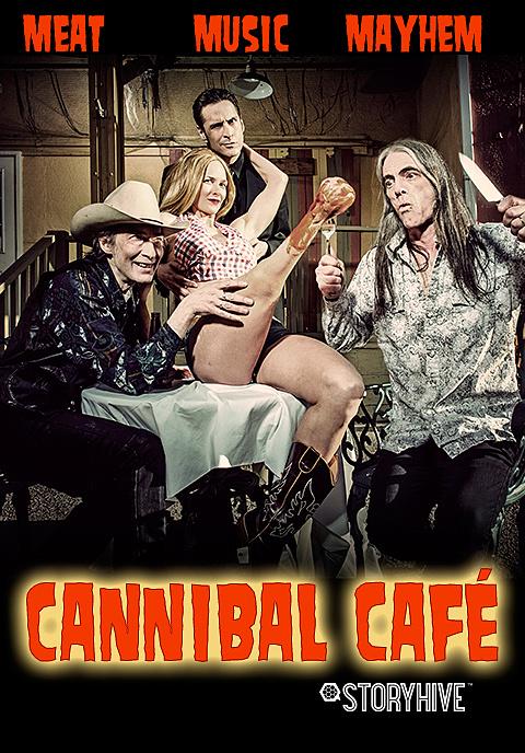 Cannibal Cafe Box Art image