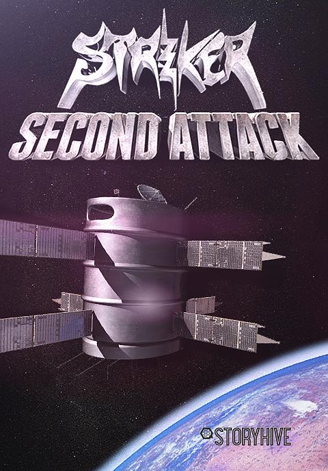 Second Attack Box Art image