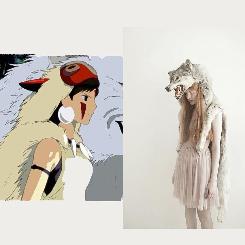 Costume inspiration - Wolf