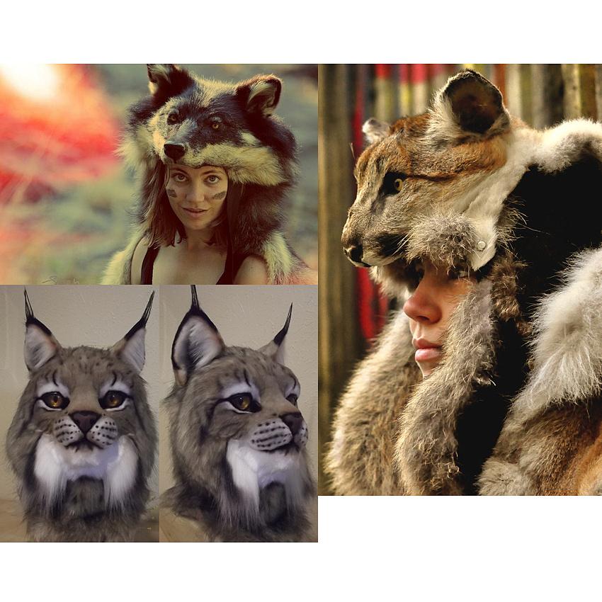 Costume Inspiration - Lynx