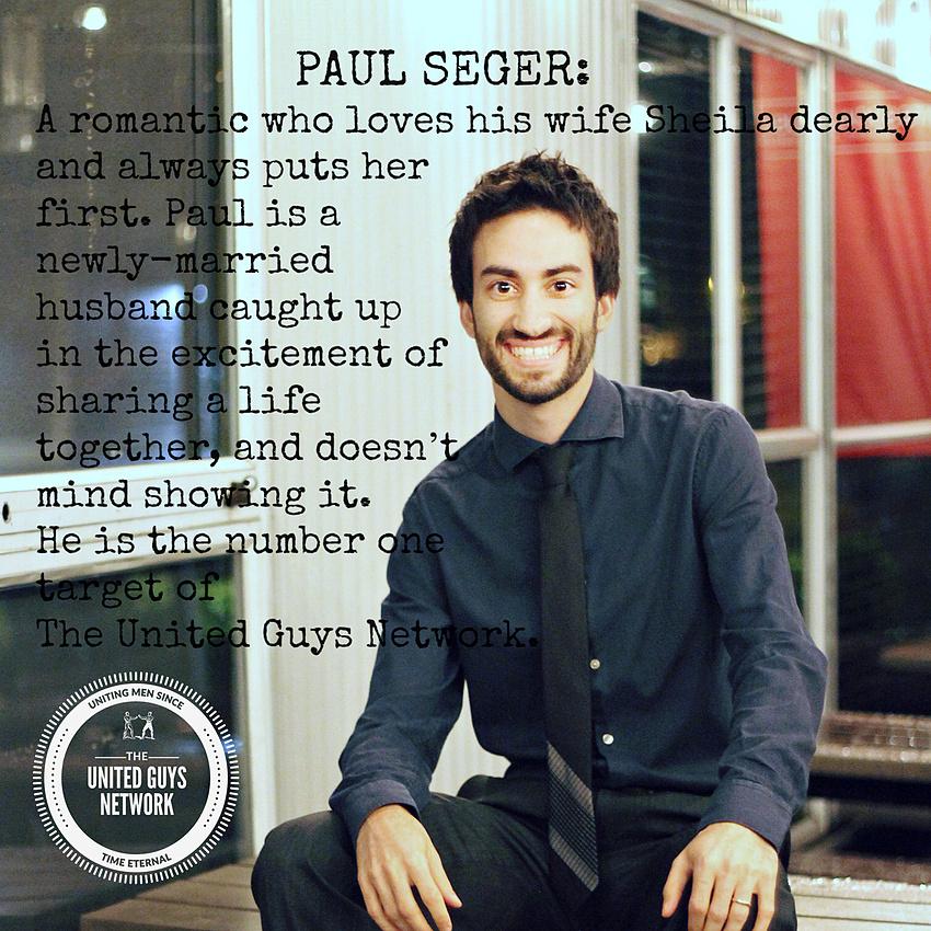 Paul Seger