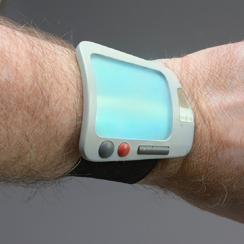 Wrist Computer Concept (E.V.)