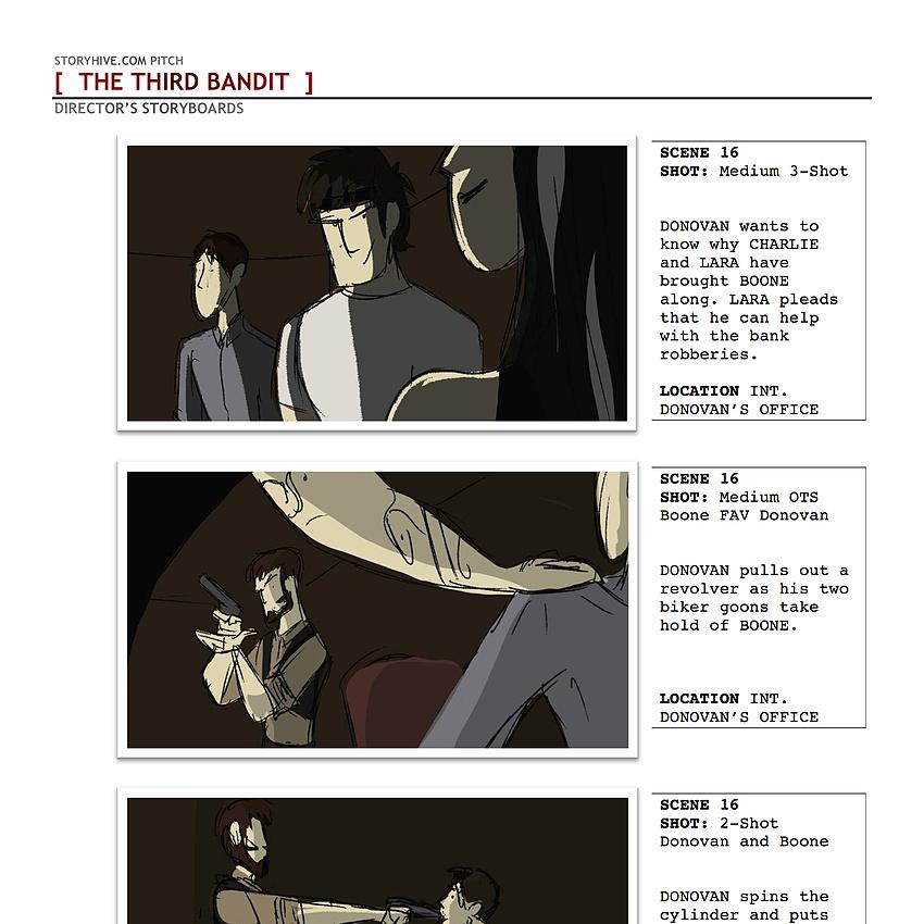 [ THE THIRD BANDIT ]