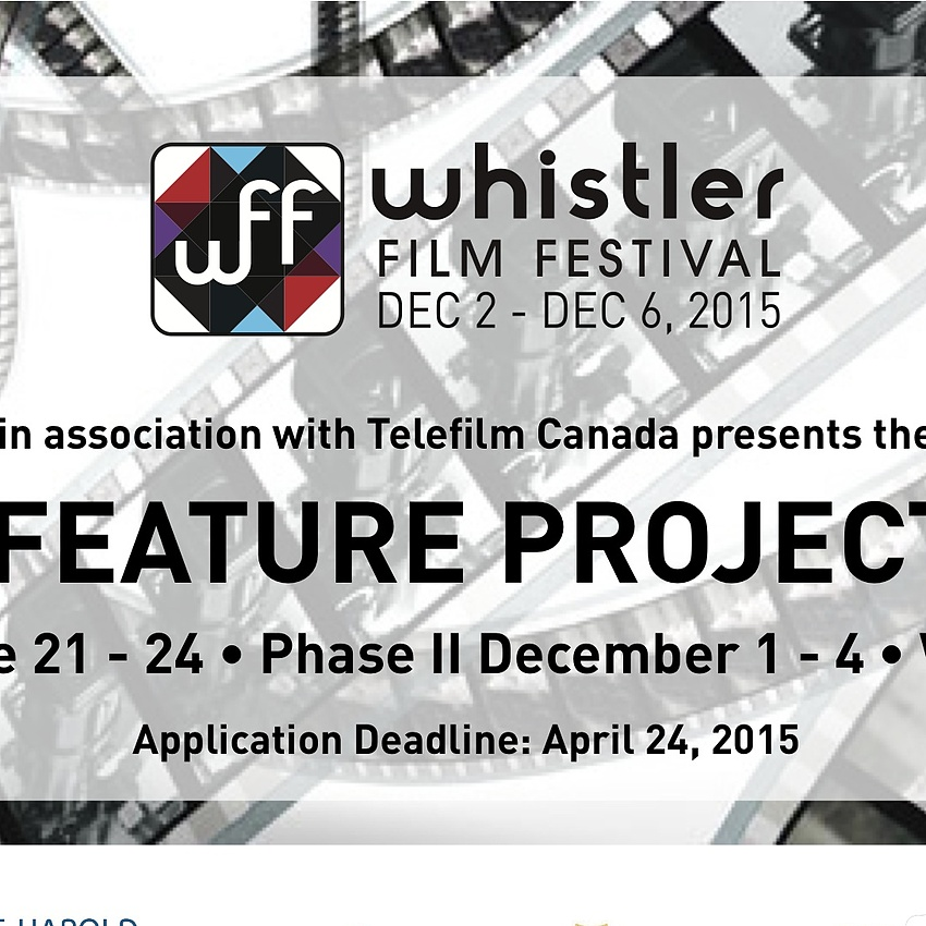 WHISTLER FEATURE PROJECT LAB