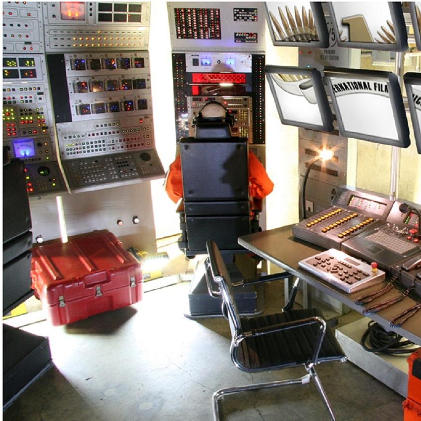 Control Center Concept