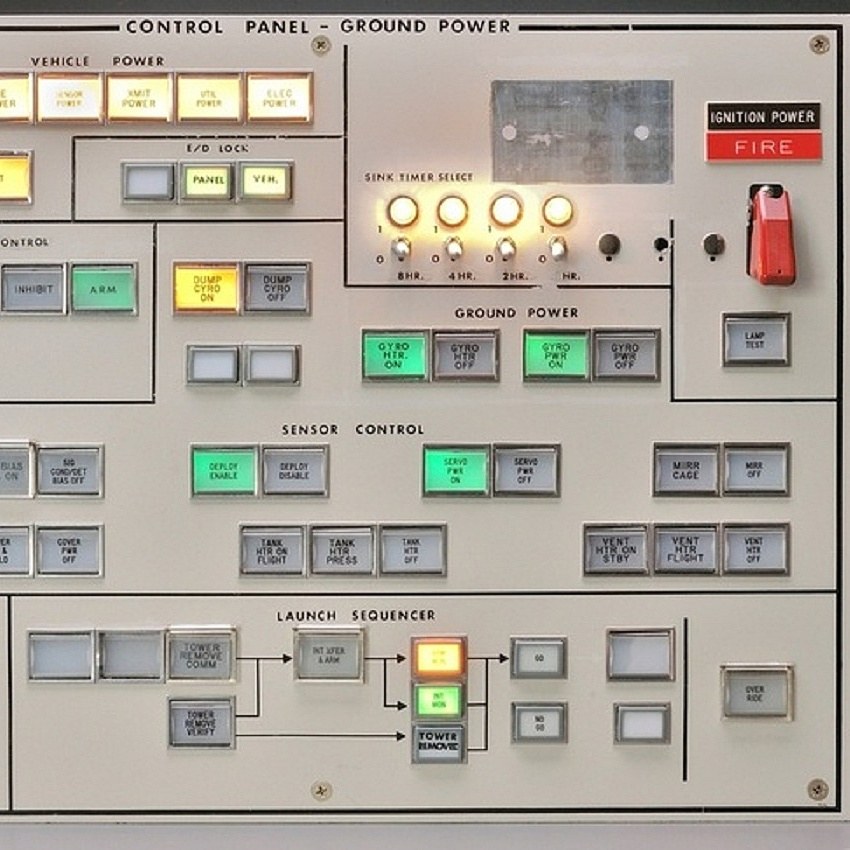 Control Panel Concept