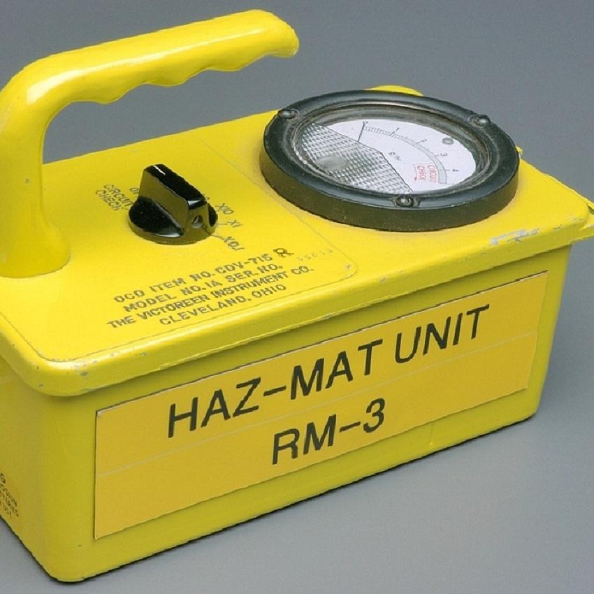 Hazardous Material Analyzer Concept