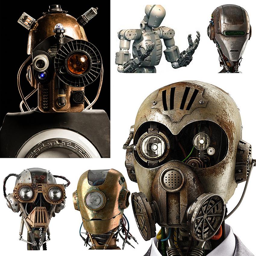 Robot inspirations part 1