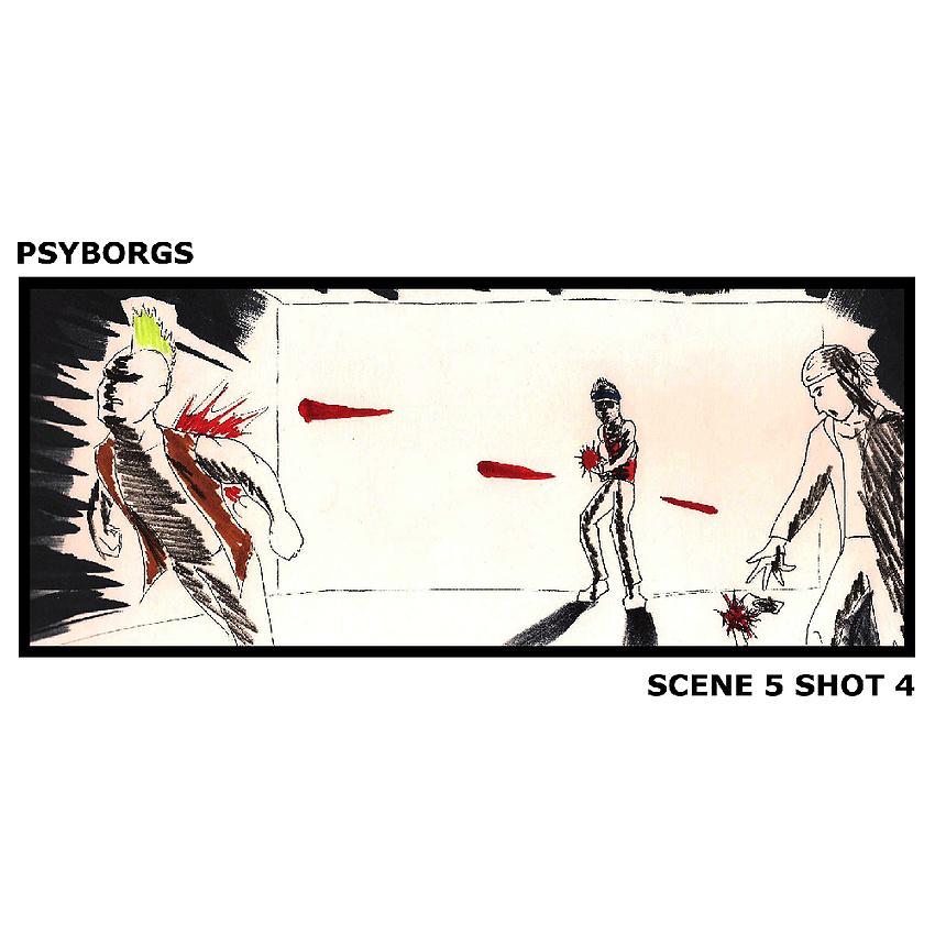 PsyBorgs - Scene 5, Shot 4