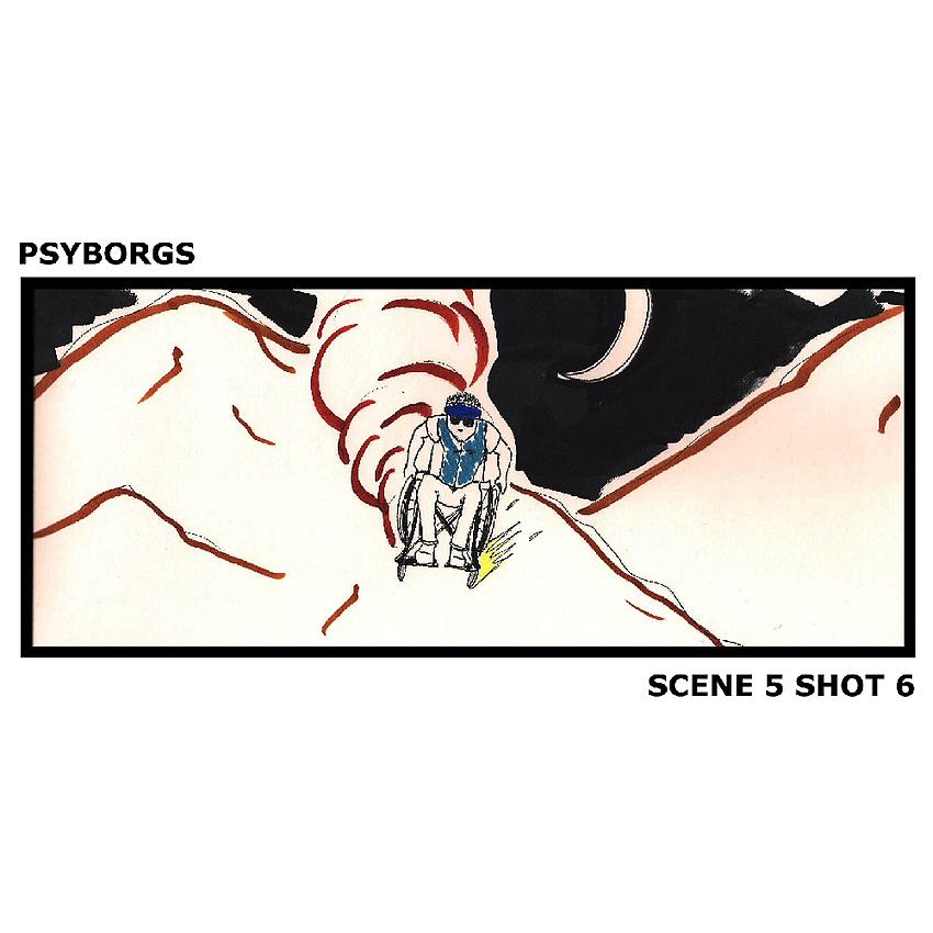 PsyBorgs - Scene 5, Shot 6
