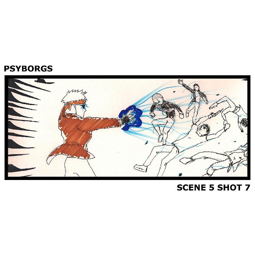 PsyBorgs - Scene 5, Shot 7