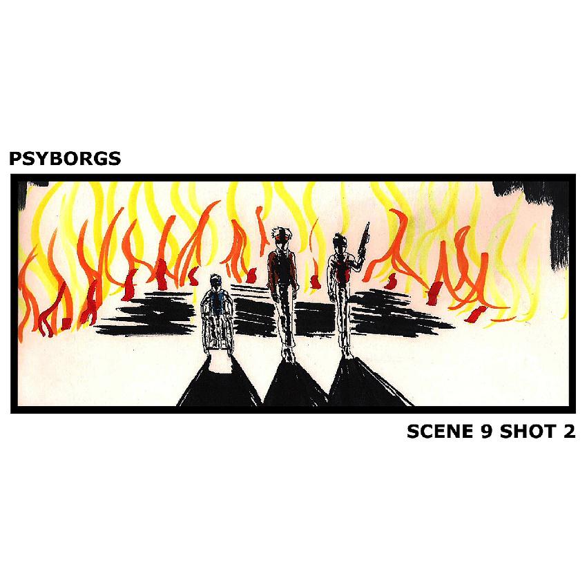 PsyBorgs - Scene 9, Shot 2