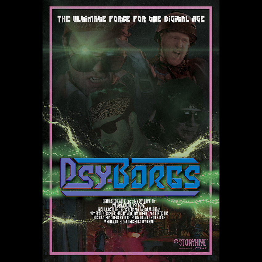 PSYBORGS FULL-SIZE POSTER GIVEAWAY!