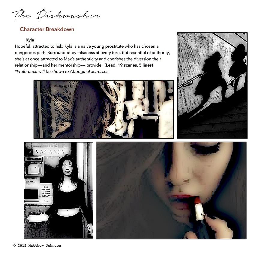 Character Breakdown — Kyla