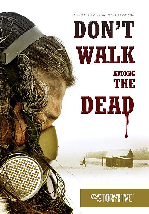 Don't Walk Among The Dead Box Art image
