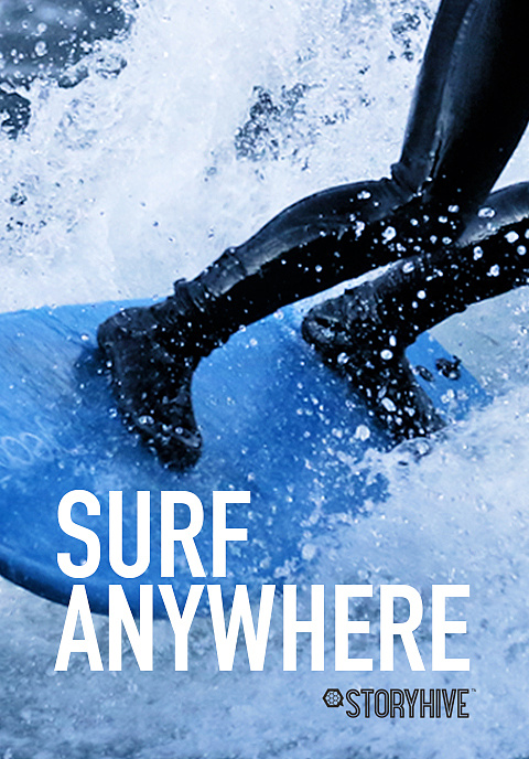 Surf Anywhere Box Art image