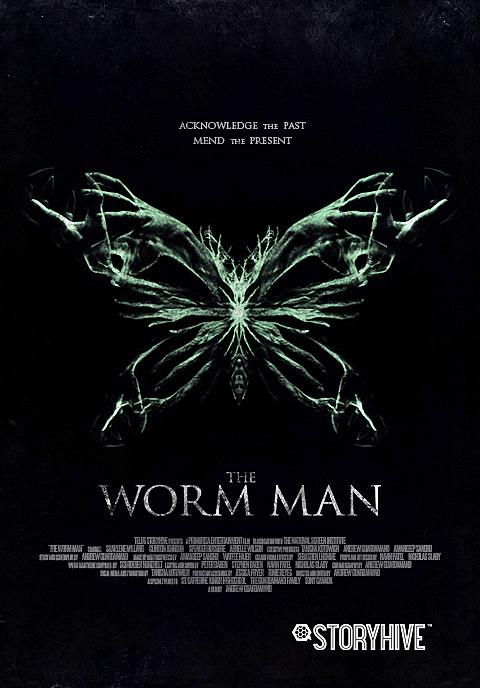 The Worm Man Box Art image