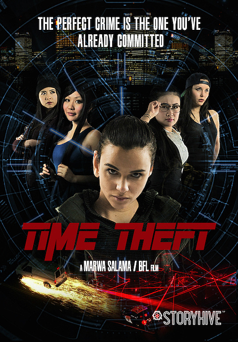 Time Theft Box Art image