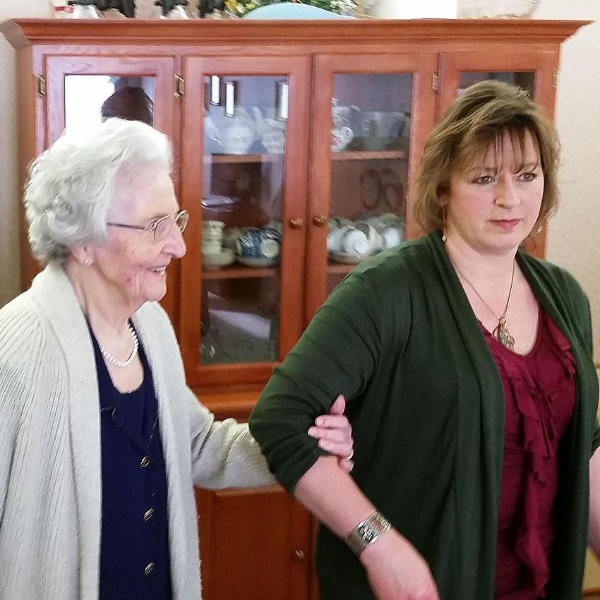 Alzheimer's Caregivers