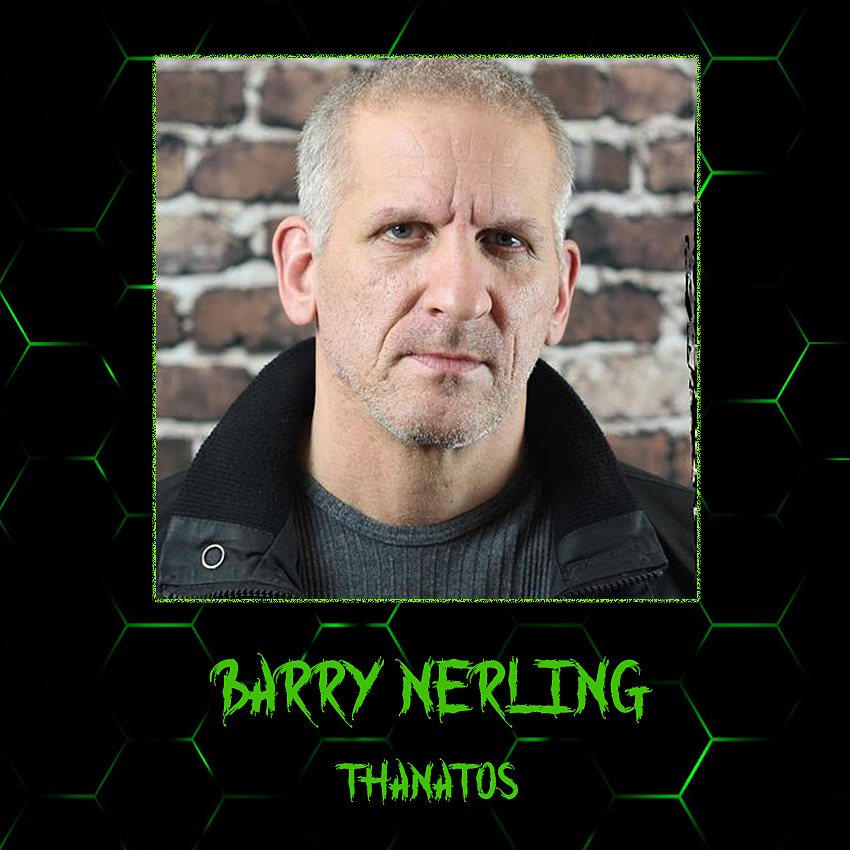 Barry Nerling - Actor
