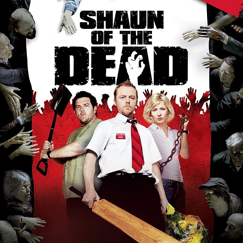 Zombie Fun - Shawn of the Dead
