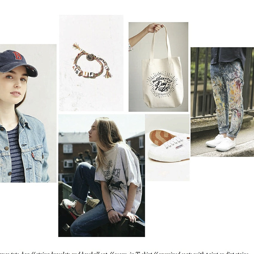 Molly's Style Mood Board
