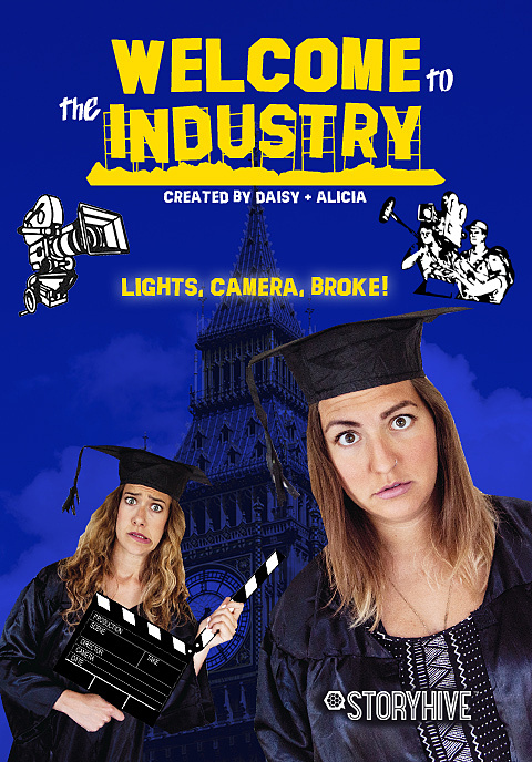 Welcome to the Industry Box Art image