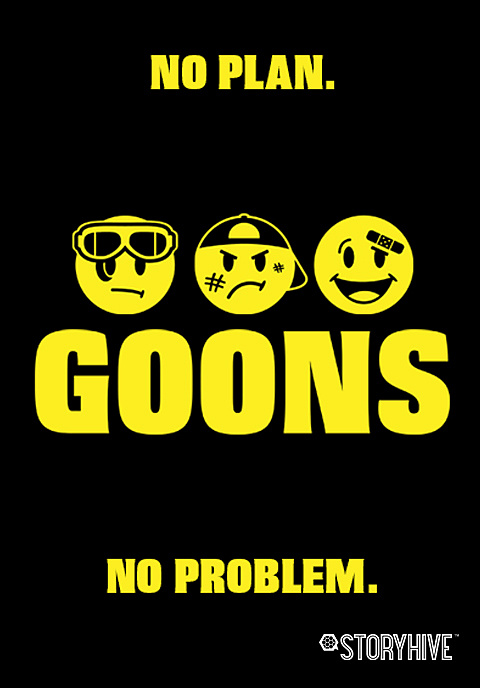 GOONS Box Art image