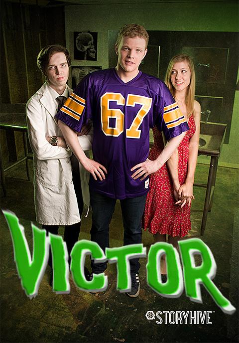 Victor Box Art image