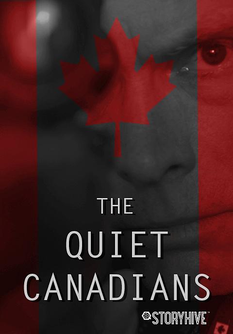 The Quiet Canadians Box Art image