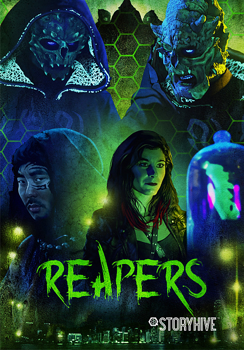 Reapers Box Art image