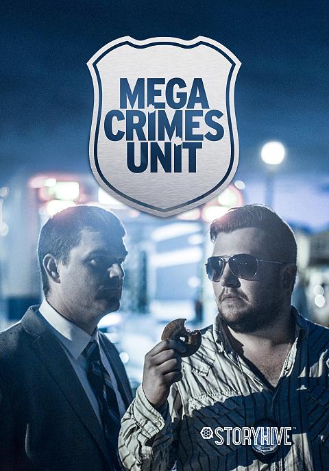Mega Crimes Unit Box Art image