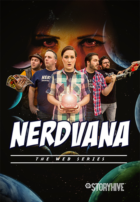 Nerdvana: The Web Series Box Art image