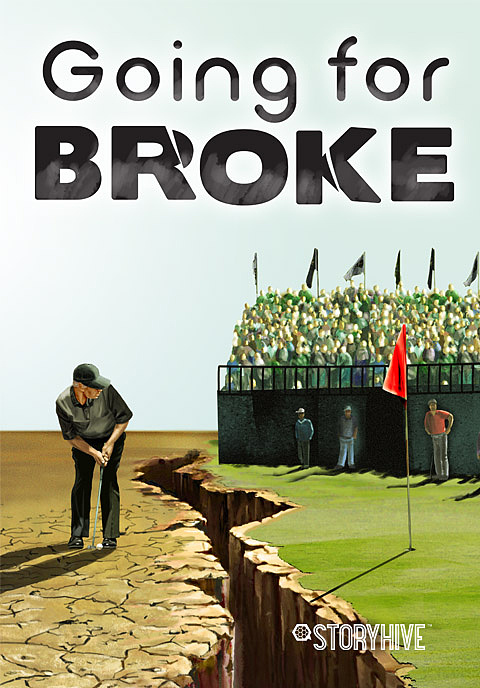 Going for Broke Box Art image