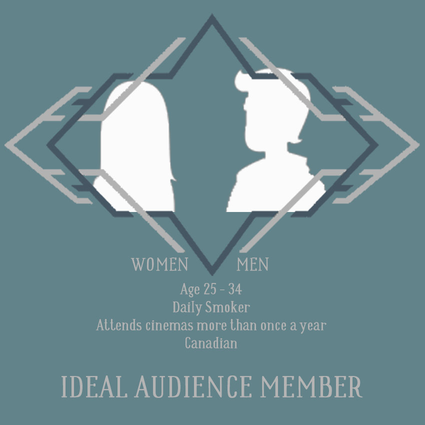 IDEAL AUDIENCE - SMOKER