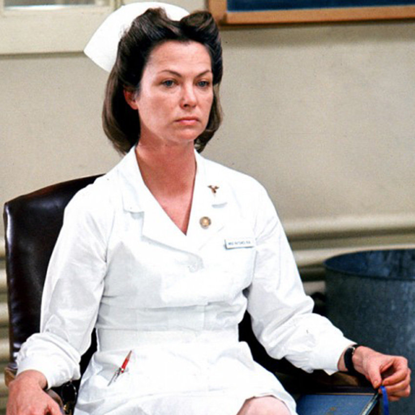 an analysis of the characters of mcmurphy and the big nurse Randle p mcmurphy character analysis next nurse ratched mcmurphy doesn't know it, but he's onto what i realized a long time back, that it's not just the big nurse by herself, but it's the whole combine, the nation-wide combine that's the really big force, and the nurse is just a high-ranking.