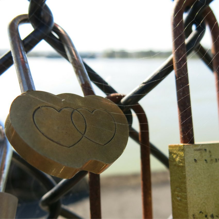 Love Lock - prop