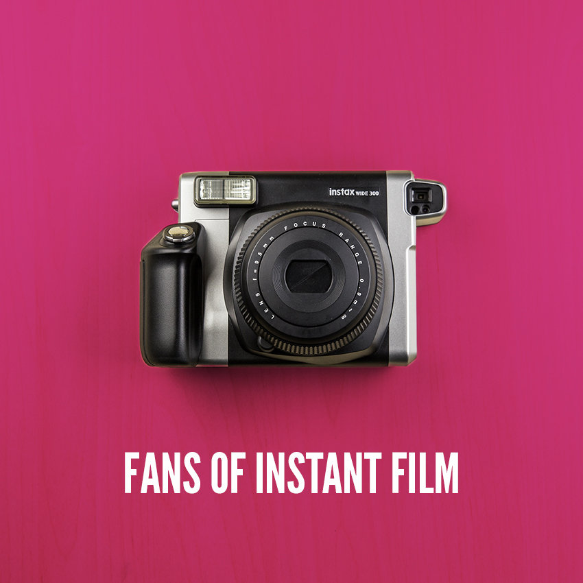 Fans of Instant Film