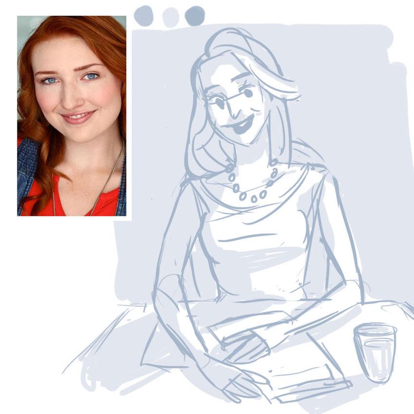 Character Jenny