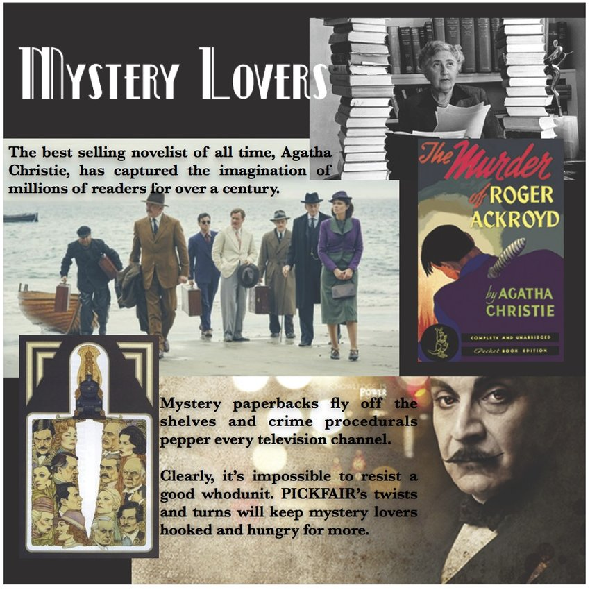 Mystery Lovers