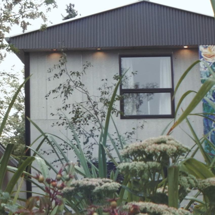 Irene's house
