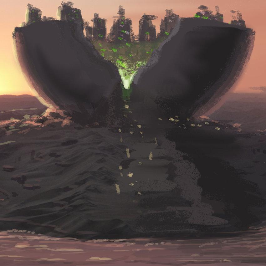 Concept Art - Prism City