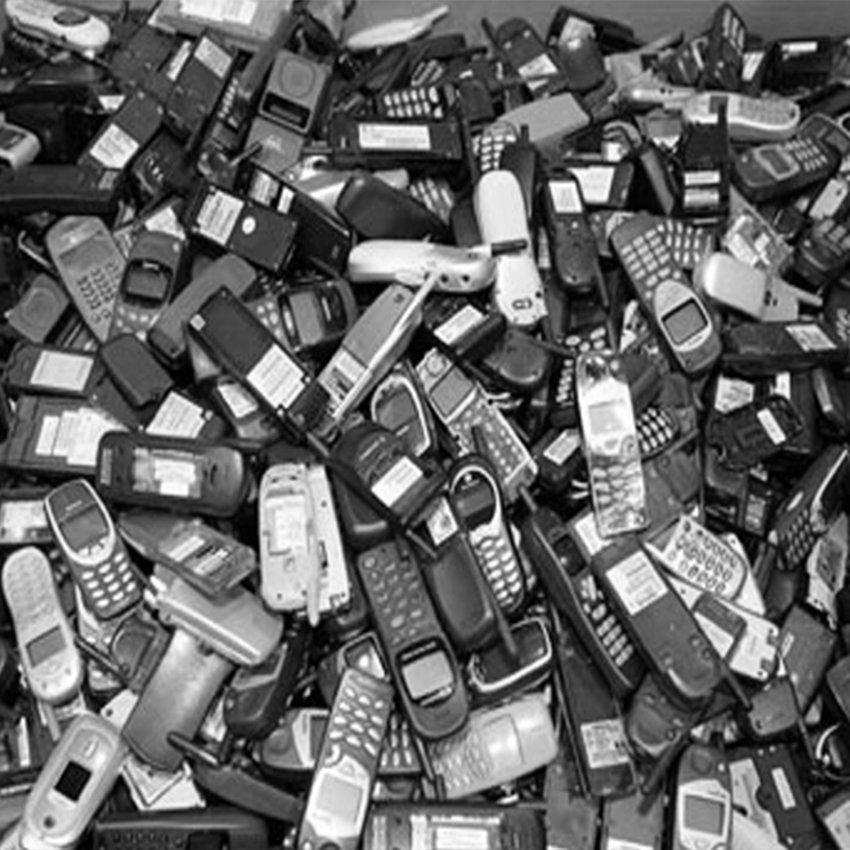 Cell phone Graveyard